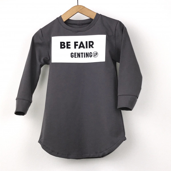 BE FAIR-tričko