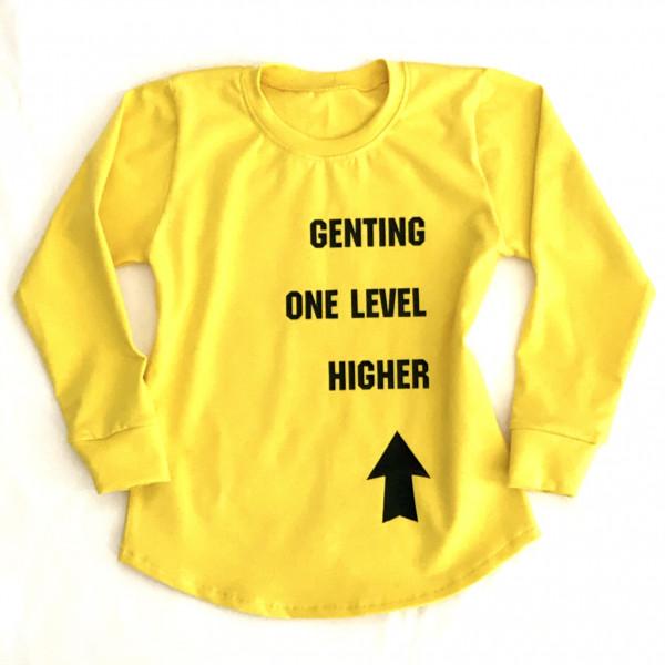 Tričko -Genting ONE LEVEL HIGHER