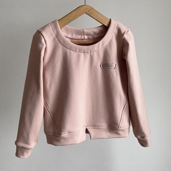 MIA-mikina -pink