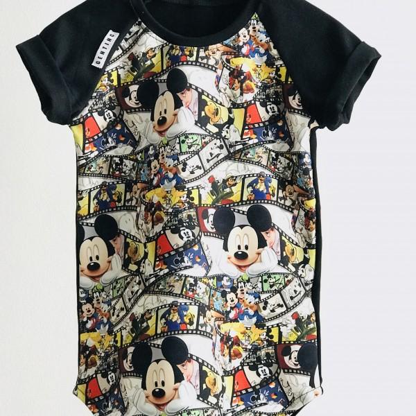 Tričko Mickey vo filme-limitka