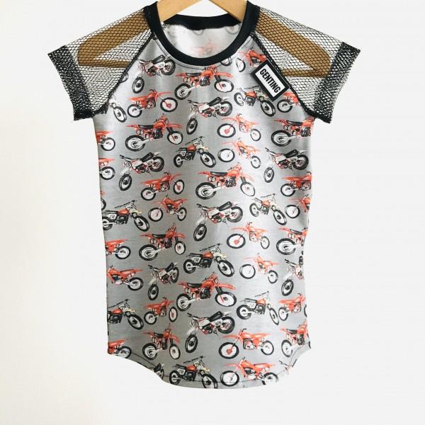Tričko Moto Cros
