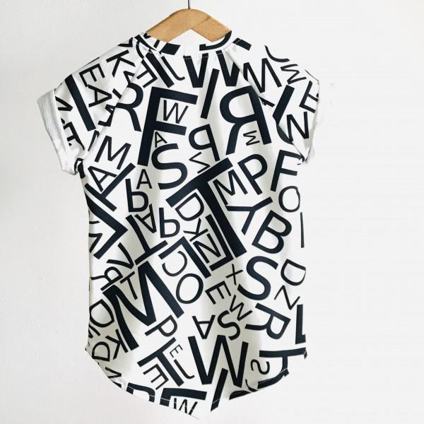 TINO tričko oversize