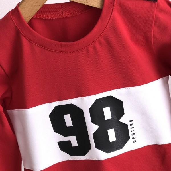 Nátelník 98 RED