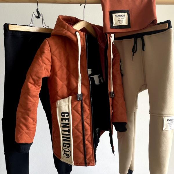 Zateplená bunda SALTON/ dodanie pracovných 5 dní/