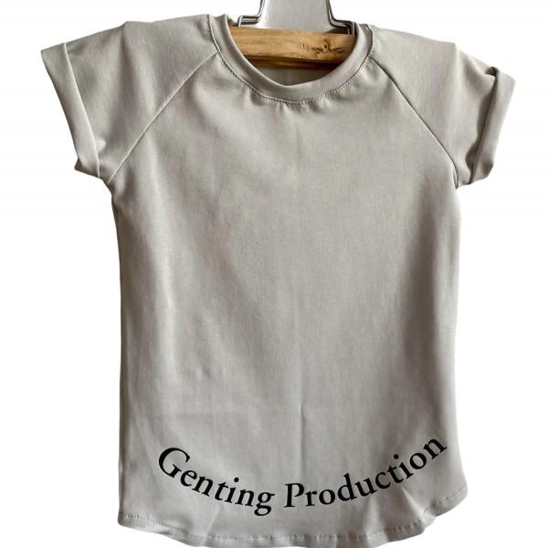Tričko Céus - sivé