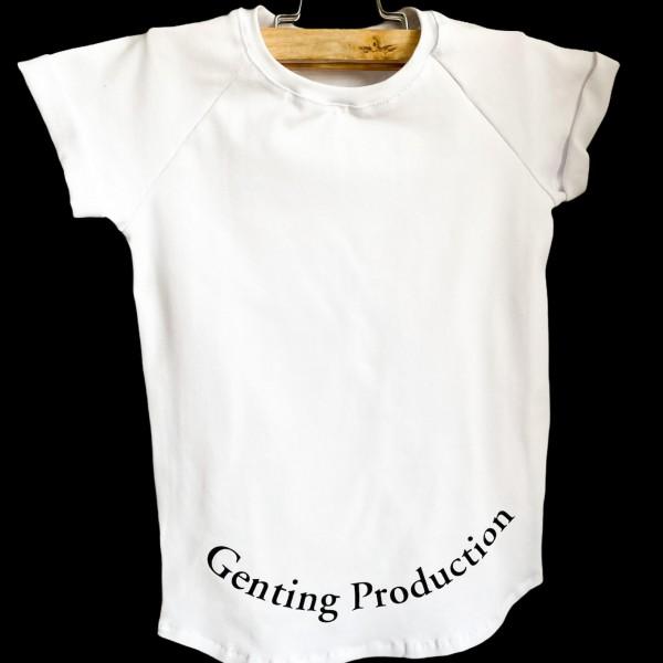 Tričko Céus - biele